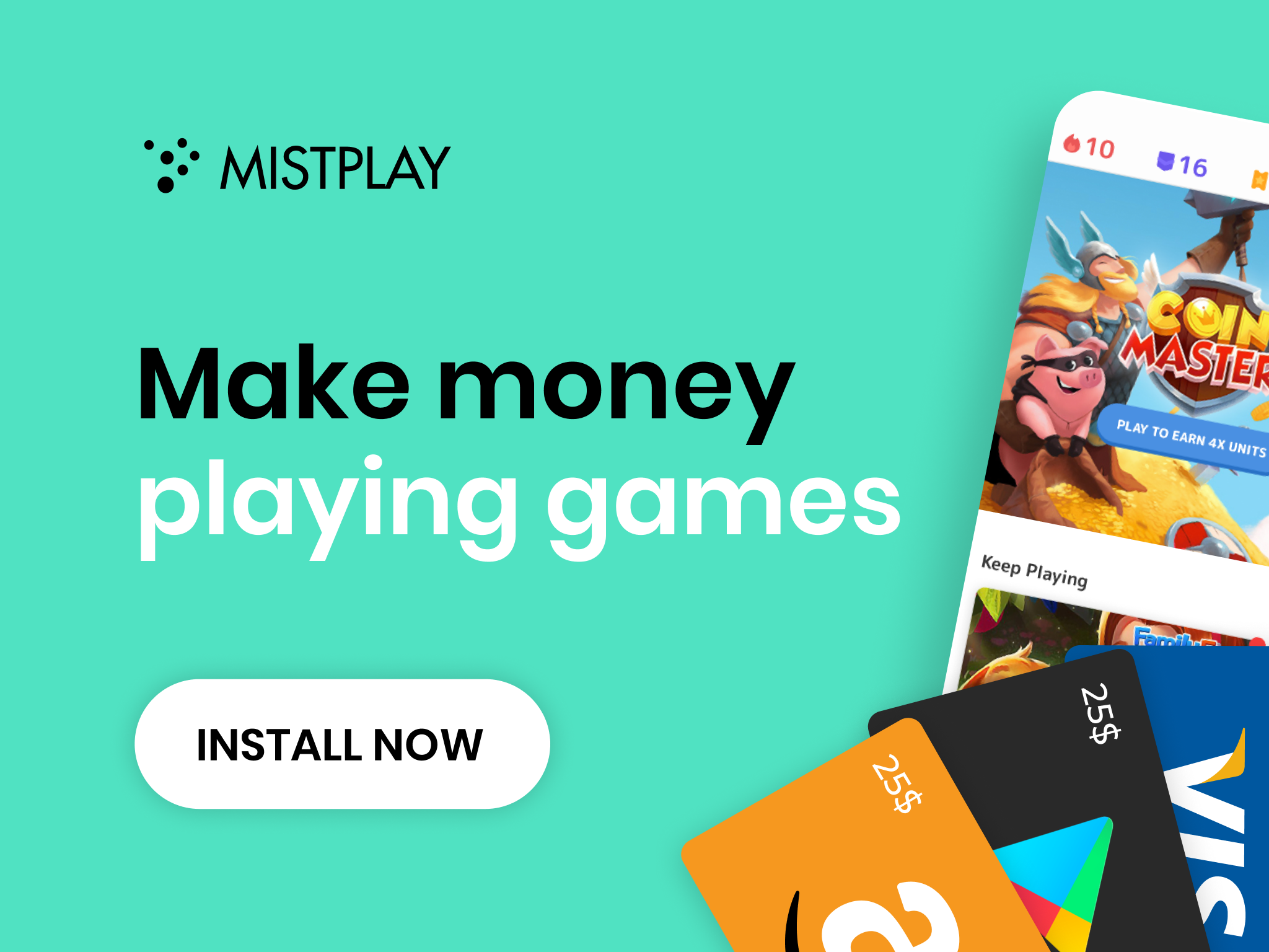 Mistplay Review: Get Paid To Play Games In 2021
