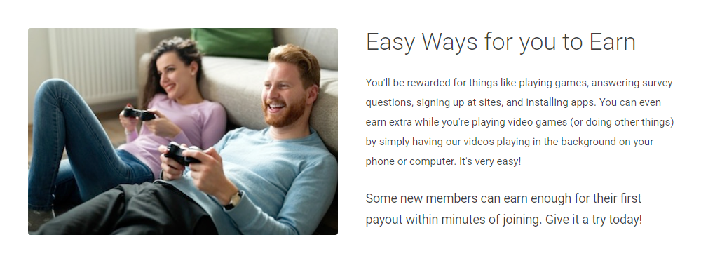 Easy Ways For You To Earn